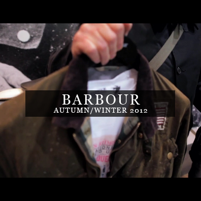 BARBOUR-AW12