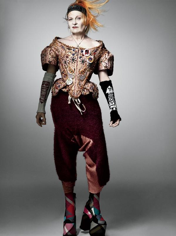 Interview Magazine Vivienne Westwood Nigelclare Com