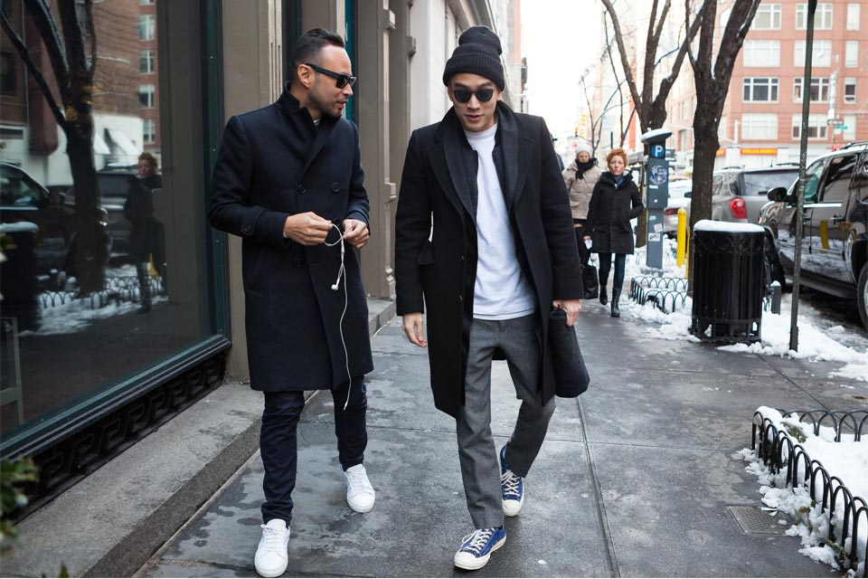 New york fashion week street style report part 1 Street style ny fashion week fall 2015