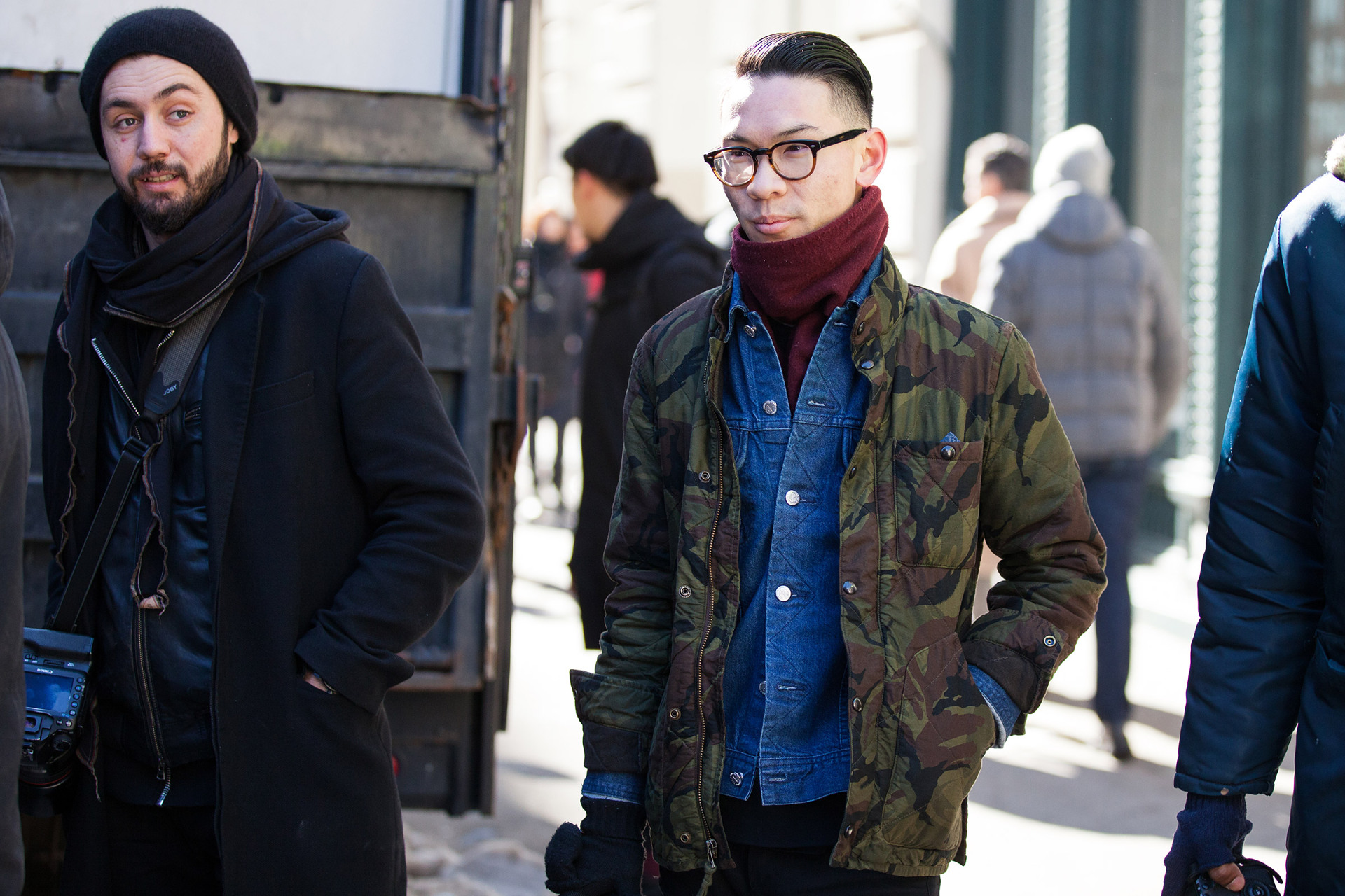 New York Fashion Week Street Style Report Part 3