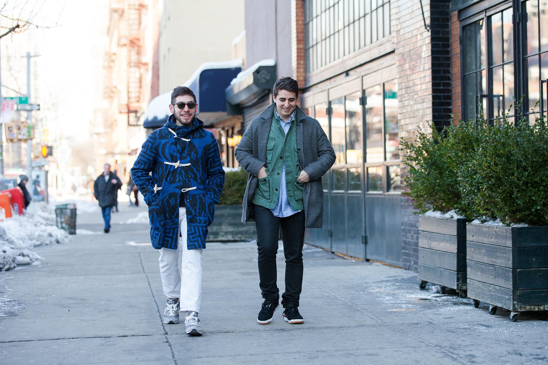 New York Fashion Week Street Style Report Part 3
