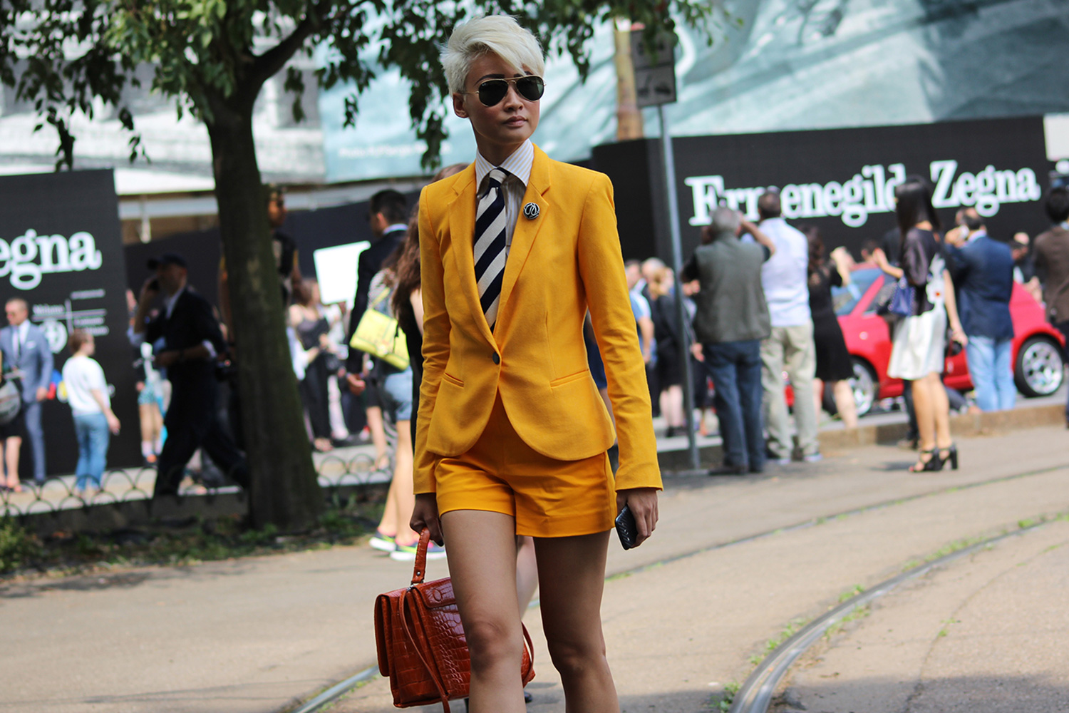 milan fashion week spring summer 2015 street style report part 1