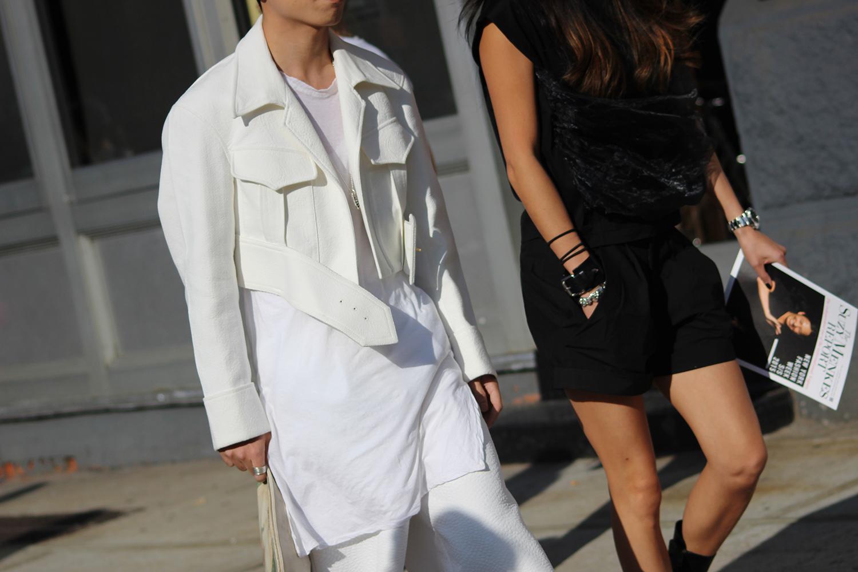 Street Style New York Fashion Week Spring Summer 2015