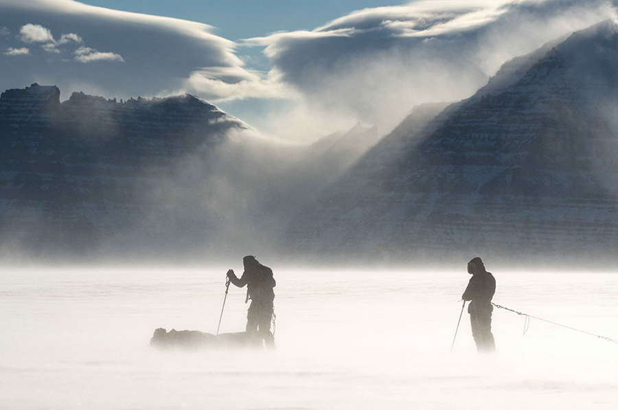 Greenland Expedition. Image credit: Alastair Humphreys